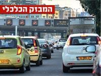 מתחילת השנה עלו על הכבישים 280 אלף כלי רכב חדשים