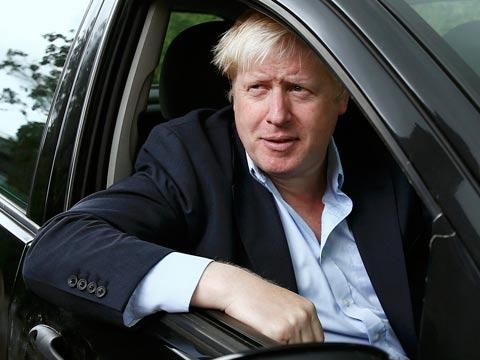 בוריס ג'ונסון, מנהיג הקמפיין ליציאת בריטניה מהאיחוד האירופי, Brexit  / צילום: רויטרס