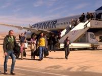 טיסות מוזלות, שדה התעופה בעובדה / צילום: וואלה News