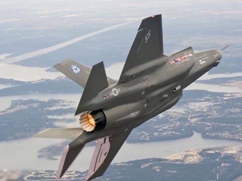 """מטוס קרב, F-35 לוקהיד מרטין, חיל האוויר, צה""""ל / צילום: וידאו"""