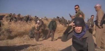 הולי וויליאמס, כתבת CBS במזרח התיכון, עירק , מוסול, ויראלי / צילום: וידאו