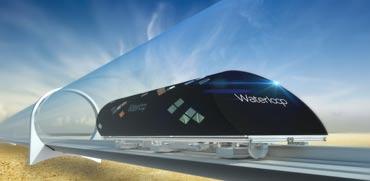 מהירה כמו מטוס: כך תראה נסיעה ברכבת האוויר החדשה