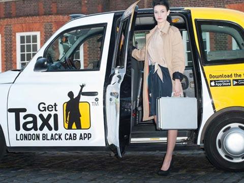 """מונית ללא נהג, גט טקסי, סטארט אפ, פולקסווגן / צילום: יח""""צ"""