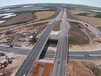 צפו: כביש חדש שמתחבר לכביש 6 ומבטל לא מעט פקקים