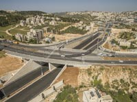 לחצות את ירושלים ללא רמזורים: כביש חדש נחנך השבוע