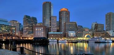 בוסטון סקייליין / צילום: מהוידאו
