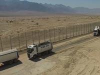 ב-300 מיליון ש': כך נראית הגדר החדשה והמתקדמת בגבול ירדן