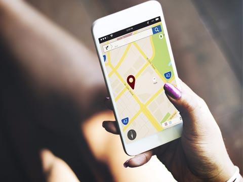 אפליקציית גוגול לאיתור מיקום/ צילום: שאטרסטוק