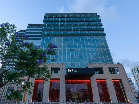 מלון ניקס תל אביב/ צילום: יחצ