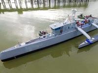 """צייד צוללות, ספינות, כלי שיט, צבא ארה""""ב, דארפה, בטחון / צילום: יח""""צ"""