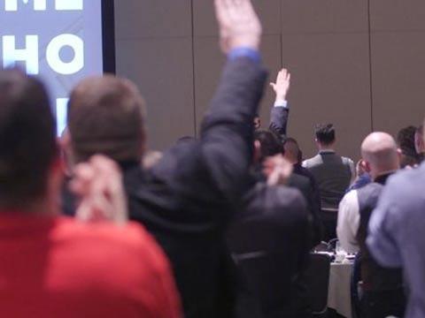 ניאו-נאצים, הייל טראמפ, ימין אלטרנטיבי אמריקני / צילום: מתוך הוידאו