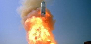 ירי טיל גרעיני טיוואן / צילום: מהוידאו
