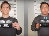 להיט ויראלי: מבריחי הסמים האלה הפכו לבדיחה ברשת