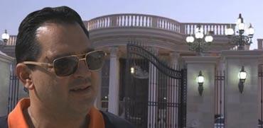 הבית של עודד שריקי/ צילום: מתוך הוידאו שידורי קשת