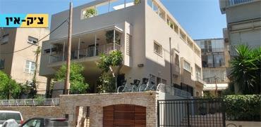 צ'ק אין, מלון וויט וילה, תל אביב / צילום: דפי הירשפלד-שלם