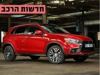 צפו: קרוסאוברים חדשים יטלטלו את שוק הרכב הישראלי