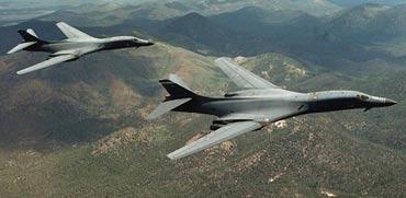 """צפו: אלו מפציצי """"יום הדין"""" של ארה""""ב לתקיפה בצפון קוריאה"""