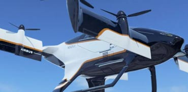 לעוף מעל הפקקים: איירבוס מציגה מכונית מעופפת חדשה