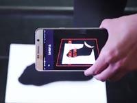 אפליקציה למדידת כף הרגל WizeSize/ צילום: מתוך הוידאו