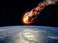 אסטרואידים על כדור הארץ/ צילום: שאטרסטוק