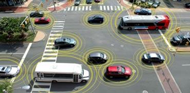 צפו: עיר הענק לרכבים אוטונומיים שנבנית בימים אלה