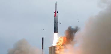 ניסוי ב-80 מיליון דולר לטיל הישראלי המתקדם אי פעם
