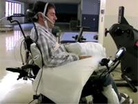 """פיתוח פורץ דרך: כסא גלגלים חדש שמופעל ע""""י הלשון בלבד"""