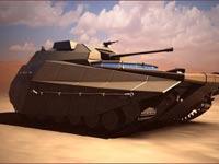 כרמל , טנק חדש/ צילום: הדמיה מפאת