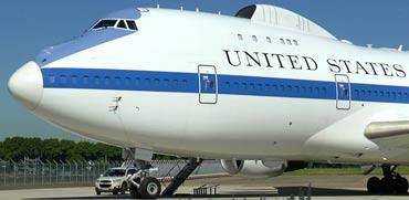 """הצצה ל""""מטוס יום הדין"""" הסודי שיופעל אם ארה""""ב תותקף"""