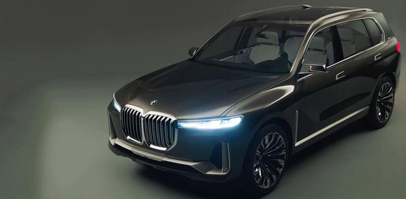 """רכב, במוו X7 iPerformance / צילום: יח""""צ"""
