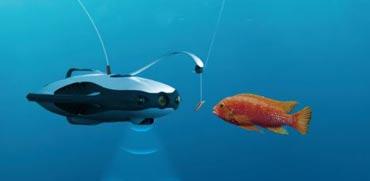 נחשף רחפן תת-ימי חדש ומתקדם שמעורר ענין בעולם