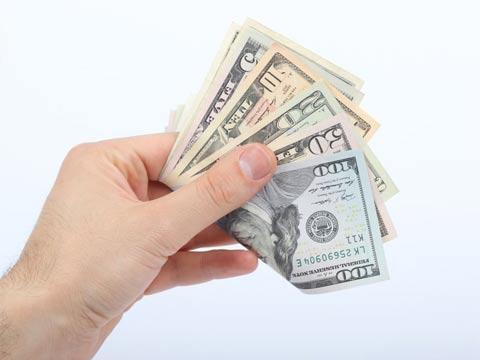 דולר, כסף זר/ צילום: שאטרסטוק