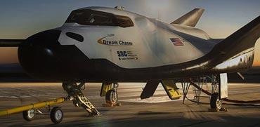 צפו: מבחן טיסה מוצלח לספינת חלל חדשה שמעוררת עניין רב