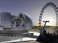 צפו: זה מה שיראו בטלסקופ הגדול ביותר בעולם שנבנה היום