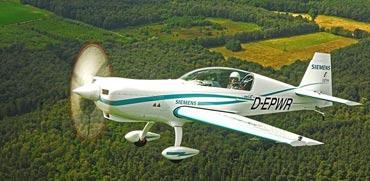 עידן חדש: צפו במטוס החשמלי החדשני והמתקדם של סימנס