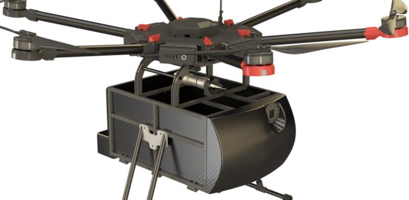 Flytrex drone Photo: PR