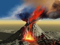 הר געש/ צילום: שאטרסטוק