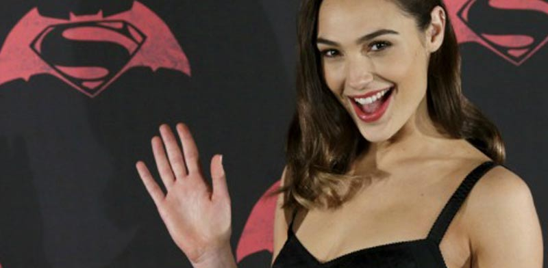 Gal Gadot Photo: Reuters