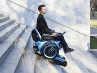 כיסא גלגלים scewo/ צילום: יחצ