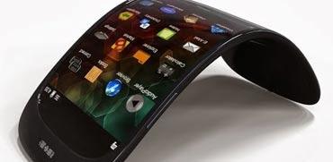 צפו: טכנולוגיה חדשה תאפשר ייצור של סמארטפונים גמישים