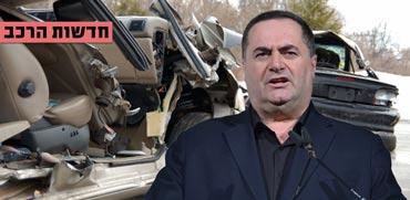 צפו: נחשפו נתונים מבהילים על תאונות הדרכים בכבישי ישראל