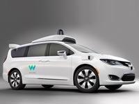 """מכונית מסחרית של גוגל אלפאבית Waymo / צילום: יח""""צ"""