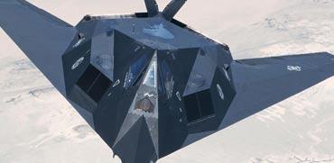 צפו: הסיפור המסתורי על מטוס קרב סודי של ארה