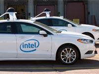 אינטל מכונית אוטונומית / צילום: אינטל