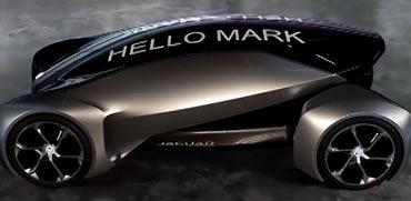 צפו: יגואר מציגה מכונית עתידנית חדשה וסופר מתקדמת