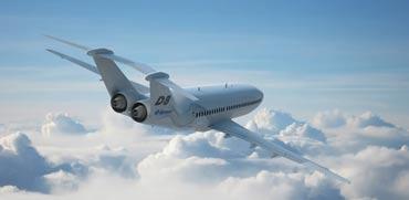 המתקדם בעולם: כך יראה מטוס הנוסעים החדש של בואינג