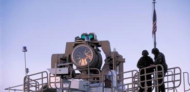לוקהיד מרטין חשפה מע' נשק קטלנית במיוחד מבוססת לייזר