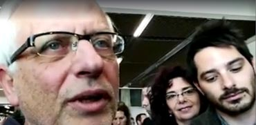 צפו: פסיקת השופט מול טענות יגאל סרנה נגד הזוג נתניהו