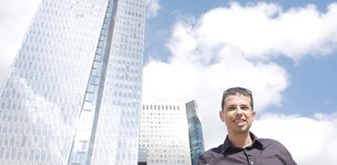 מרים את הרף: ביקור במגדל הגבוה והמסקרן ביותר שנבנה בישראל
