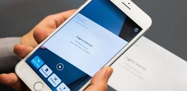 מיקרוסופט משיקה אפליקציה חדשנית- האייפון הופך לעיניים